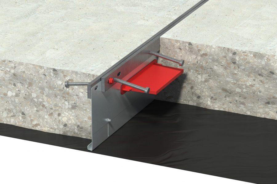 Armourjoint Adjustable Concrete Scene